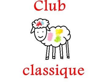 CLUB classic