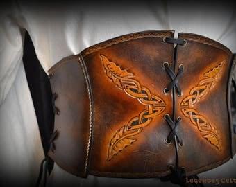 """Waist belt """"wings of hope"""""""