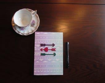 One of a Kind Spirit Arrow Journal