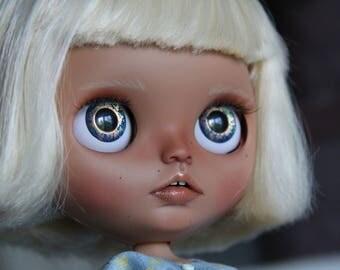 Custom blythe doll OOAK Jamie