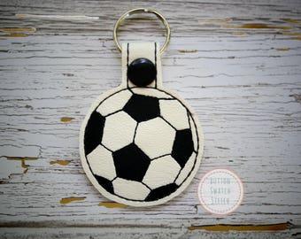 Soccerball/Basketball/Volleyball Key Fob