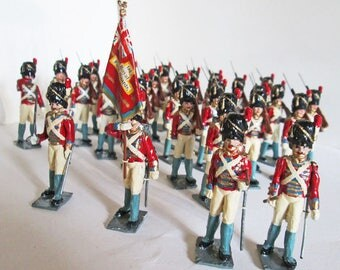 27  Soldiers of The First Royal Foot Guards of Waterloo