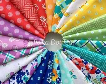Hello Jane by Allison Harris for Windham Fabrics - Fat Quarter Bundle of 22 fabrics