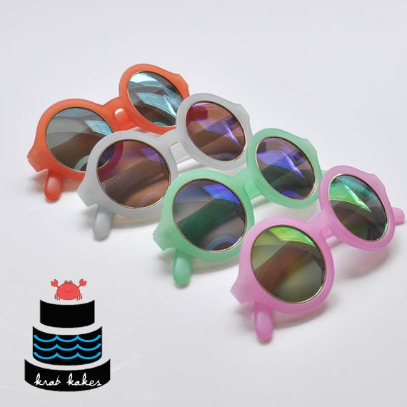 Mermaid Life Mirror Sunglasses