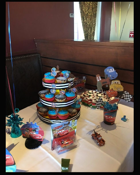 Cars themed party