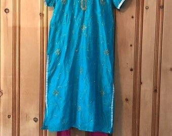 ON SALE Authentic Punjabi Salwar Suit from India