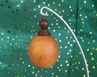Handcrafted Wooden Ornament