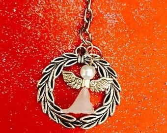 Angel Keyring
