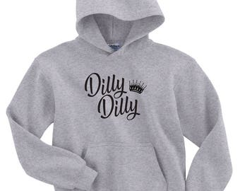 Dilly Dilly Hoodie, Beer Lovers, Funny Beer Commercial, Dilly Dilly Beer Hoodie