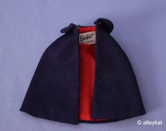 Vintage Barbie Registered Nurse Cape, Fashion #991, Near Mint