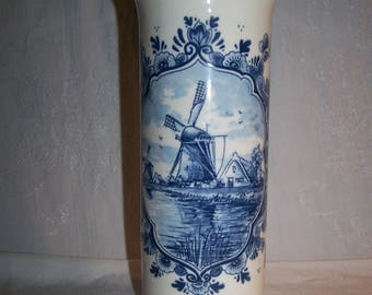Large Delft Vase