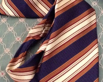 All Silk Henry Jacobson Necktie