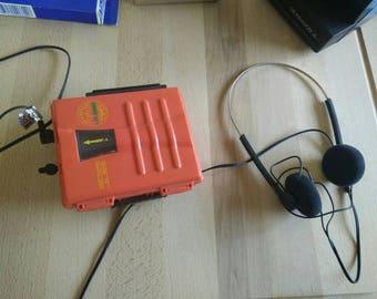 Early 90s Walkman L.A. GEAR WATERPROOF!