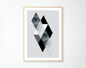 Print Marble No. 2