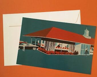 Howard Johnson's Card