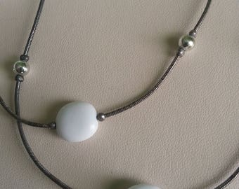 Just for fun necklace - 2 strand