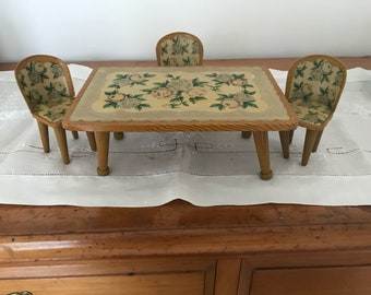 vintage dolls furniture