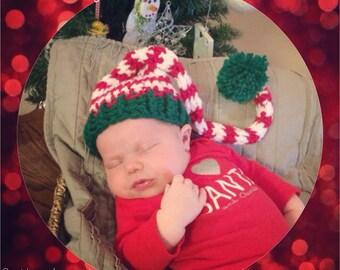 Infant Elf Hat