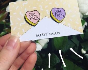 GalPals Enamel Pin Set