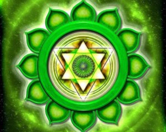 HEART Chakra Tea, FOURTH CHAKRA - Certified Organic