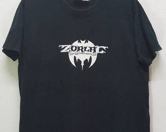 MEGA SALE 25% Vintage Zorlac skatebords shirt tour