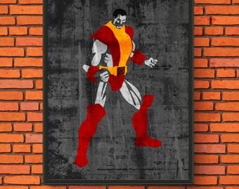 Minimalism Art - Colossus Print