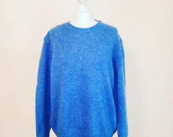 Vintage Valentino 1990s sport wool jumper