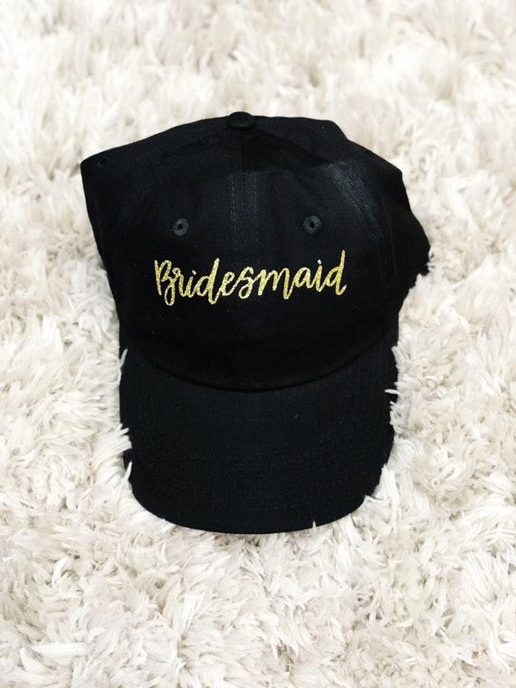 Bridesmaid Hat   Bridesmaid Gift