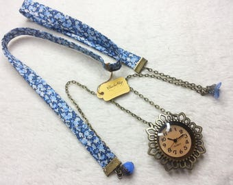 Pocket Watch Pocket Watch plate Liberty Blue