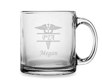 Physical Therapy Assistant Gift, PTA Gift, PTA Coffee Mug, Physical Therapy Assistant, Physical Therapy Assistant Gifts