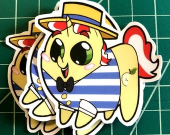 Pony Chubs! Flim Sticker