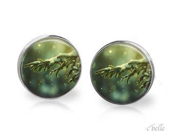 Earrings Christmastree Christmas-2