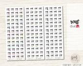 Rent Due Stickers - Planner Stickers - FS34