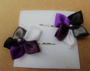 Limited Edition 2017 Asexual Hair Clips LGBT