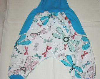 Baby girl harem pants size 2 years