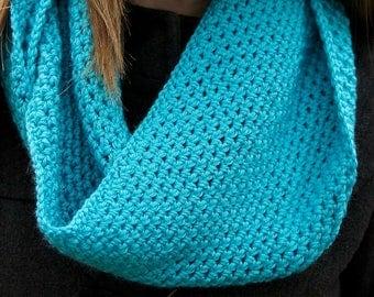 PDF Slouchy Infinity Scarf Crochet Pattern