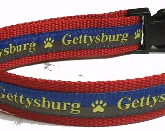 Dog Collar, Gettysburg