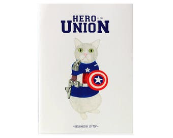 Hero of the Union | Captain AmeriCat