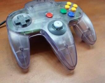 Atomic Purple Nintendo 64 controller,  Nintendo 64 controller,  n64 controller