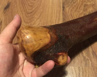 22 1/2 inch Irish Shillelagh Blackthorn  - Handmade in Ireland - This is not a walking stick but a shillelagh - 1.1 KG Monster