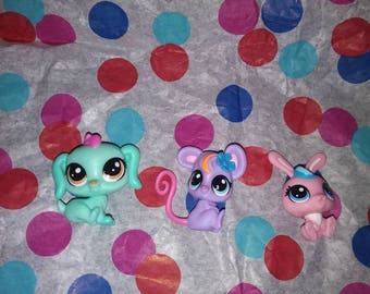 On sale !Choose from 4 smaller lps NOT from blind bags