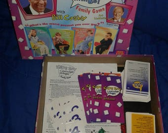 Kids Say The Darndest Things board game