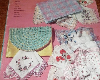 Vintage Edgings Crochet Books