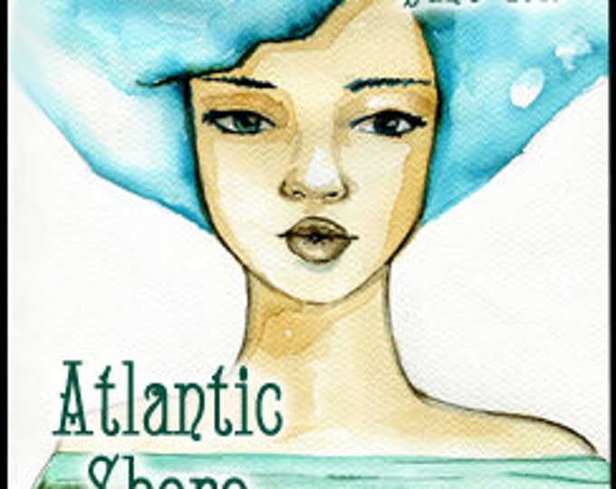 Atlantic Shore - Handcrafted Unisex Fragrance - Summer 2016 - Love Potion Magickal Perfumerie