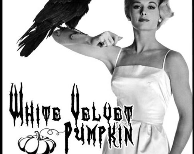 White Velvet Pumpkin - Halloween 2017 Collection - Perfume for Women - Love Potion Magickal Perfumerie