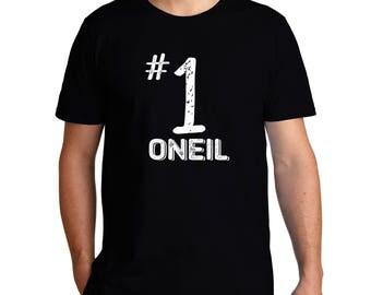 Number 1 Oneil T-Shirt