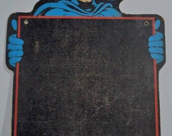 Vintage Batman Chalk Board - FREE SHIPPING!!!