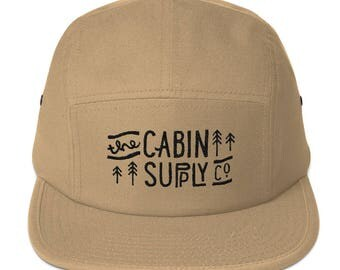 The Cabin Supply Co - Five Panel Cap