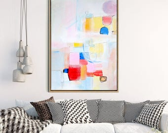 Minimalist Art Print, Abstract Art Print, Original Artwork,Giclee Print , Abstract Art,  Modern Art Print, Wall Decor, Large Wall Print