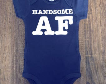 Trending Now | Funny Baby Outfit | Trendy Boy Clothes | Hipster Baby Clothes | Cute Boy Clothes | Handsome AF
